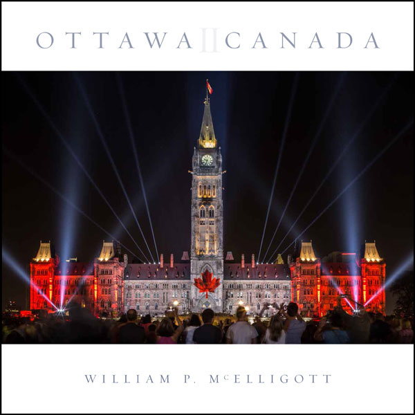OTTAWA II CANADA coffee-table book Featuring Award Winning Architectural Photography and Historic Images